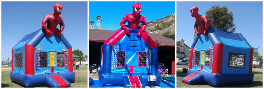 Kid S Bounce House Rentals Brian S Jumper Service San Diego